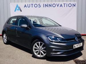 VOLKSWAGEN GOLF 7 FACELIFT 1.4 TSI 125 HIGHLINE