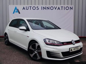 VOLKSWAGEN GOLF 7 GTI PERFORMANCE 2L TSI 230 DSG
